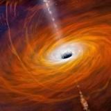 光すら逃げられないブラックホールに近づくと人間はどうなるのか?
