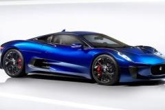 ジャガーがスーパースポーツHV「C-X75 プロトタイプ」を公開!1.6Lで850馬力!