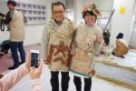 原始人の生活をしよう!~ワークショップで原始人の服を作る編~