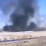 【動画】中国、天津で人民解放軍の戦闘機が訓練中に墜落、爆発か?黒煙が立ち上る! [海外]