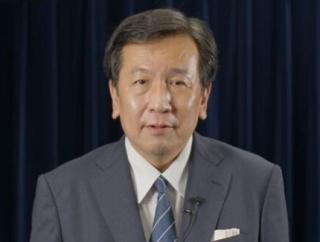 立憲民主党・枝野代表「国籍が違うことで選挙権を持っていない人のために、投票に行ってください」