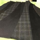 『店頭新作スカートを裁断。』の画像