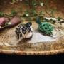 水引で亀を結ぶ