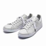 『6/19 11:00発売 B&Y別注 adidas Originals STAN SMITH GRAY』の画像
