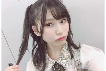 【画像あり】最近福岡聖菜ちゃんがエッチすぎるんだが?? 190428