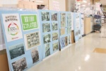 オープン時の写真も!イズミヤ交野店で「創業100周年 なつかしの写真展」が開催中!~交野店がオープンした当初の写真も展示されてる~