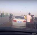 中国でUFO出現。スマホでUFOを撮る群衆のドラレコ映像