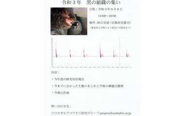 『研究集会のお知らせ』の画像