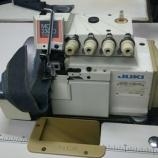 『横浜のお客様に2本針4本糸オーバーロックミシン(ニットロック)の中古ミシンをお買上げいただきました!』の画像