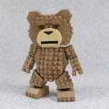 LEGOで「Ted」を作ってみました。