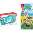 4月1日0時販売開始!Nintendo Switch Lite ターコイズ や あつまれ どうぶつの森 Nintendo Switch(ソフト)ポイントUP!など