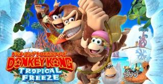 【ゲーム売上】『ドンキーコング トロピカルフリーズ』が2週連続で首位。GW明けで全体的な売上は半減