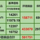 『②【12月の買い増し状況】1月1日 iDeCo、投信評価損益』の画像