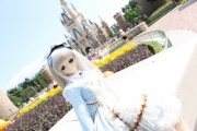 娘(人形)とディズニーハロウィンに行って来たで!