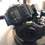 『シンプルな《G-SHOCK》3つ目モデル【DW-6900BBA-1JF、DW-5900BB-1JF】』の画像