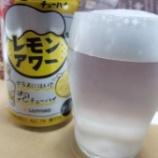 『【飲んでみた】いよいよ第4のビールか!?「サッポロ レモンアワー」』の画像