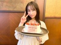 【乃木坂46】鈴木絢音がもう22歳か。。。誕生日おめでとう!!!