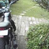 『またバイクが停めてありました(-_-#)』の画像