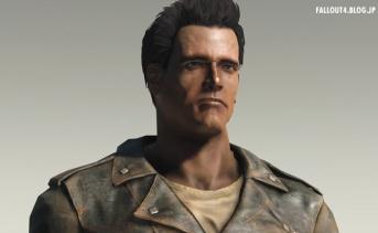 Fallout 4 アーノルド・シュワルツェネッガーMOD集