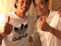 【 画像 】香川真司が清武弘嗣との2ショット写真をアップ!爽やかすぎるwww