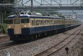 『2014/7/25運転 115系M40編成3両廃車回送』の画像