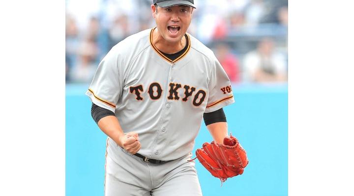 今季初勝利の巨人・大竹寛という投手