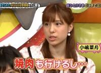 小嶋菜月「一人焼肉普通に行けるし、ラーメン二郎も大好き」