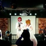 『関内のパセラでライブアリ結婚式二次会に参戦してきた話』の画像