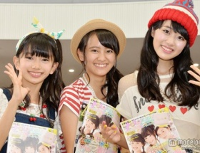 ますだおかだ岡田の娘が「ピチレモン」専属モデルに