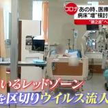 『【唖然】補助金を受け取りながら、コロナ患者を受け入れてない病院がある模様』の画像