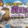 【7/15(水)~9/22(火)】しまね海洋館アクアスが夏の特別展「あなたの知らない爬虫類の世界」を開催。