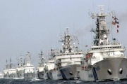巡視船6隻を新造…尖閣沖警備に専従