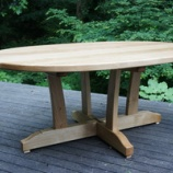 『栗のテーブル』の画像