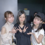 『[=LOVE] 佐々木舞香、舞台「脳漿炸裂ガール」7/12昼公演、みりにゃ・なーたんが 観劇に…【イコラブ】』の画像