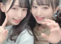 北海道が生んだ美少女2人をご覧ください