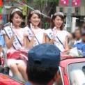2003年 第53回湘南ひらつか 七夕まつり 織り姫 その3(市中パレード3)