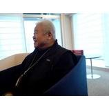 『東京ウォーカー主催の、はんつ遠藤と行くラーメンミステリーツアー』の画像