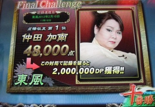 【衝撃】女子プロ麻雀、とんでもない女がチャンピオンになってしまう