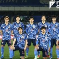 【日本代表】最新のFIFAランキングwww
