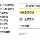 『【確定拠出年金】2019年12月の資産額は236万円(9.7万円増)でした!』の画像