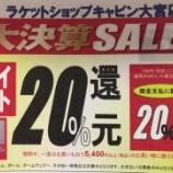 『大宮店の大決算SALE』の画像