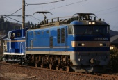 『2020/4/3~4運転 東武鉄道DE10-1109出場甲種(EF510)』の画像