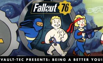 『Fallout 76』Perkシステムの詳細やPK(PvP)に関する新たな仕様が判明