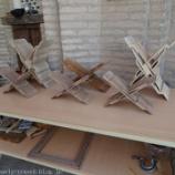 『ウズベキスタン旅行記15 ヒヴァのお土産屋巡り、木工品のコーラン台(ラウヒ)の変形が複雑過ぎて凄い』の画像