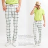 『男性ゴルフファッション コーディネイト画像集 1/7』の画像