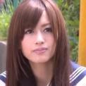 美少女JK「希島あいり」制服4本番学校を舞台に先生と教室で制服着衣でエッチ!