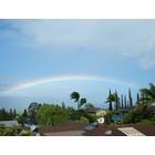 『開運!素晴らしいハワイの虹』の画像
