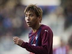 エイバル乾貴士が大久保超えの偉業!日本人リーガ最多出場記録を更新!40試合に到達