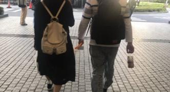 【大炎上!?】SKE松村香織、男と真昼間から堂々赤坂デート!!
