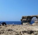 【悲報】マルタの絶景名所「アズール・ウィンドウ(紺碧の窓)」崩落